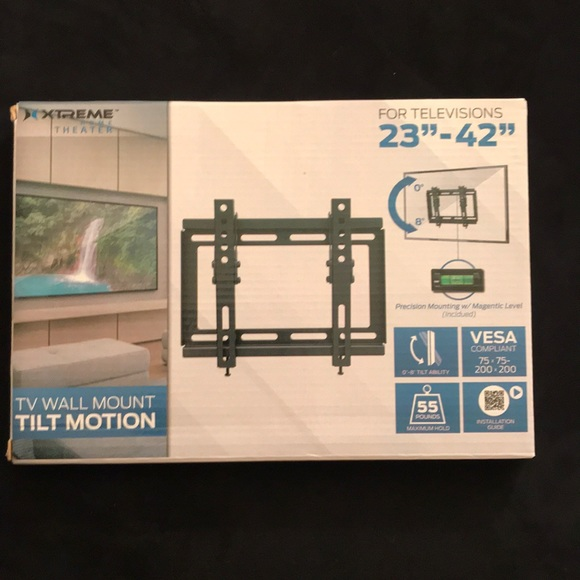 """TV Wall Mount  for TV 23-42"""""""